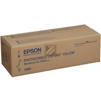 Epson Fotoleitertrommel gelb (C13S051224, 1224)