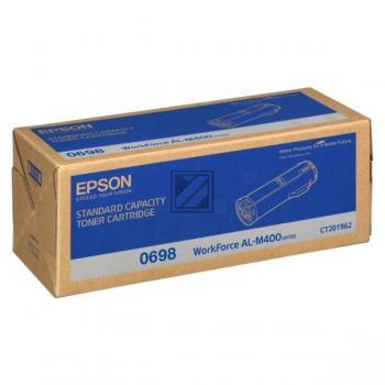 Epson Toner-Kit schwarz (C13S050698, 0698)