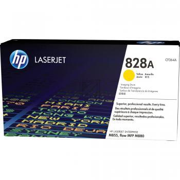 HP Fotoleitertrommel gelb (CF364A, 828A)