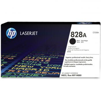 HP Fotoleitertrommel schwarz (CF358A, 828A)