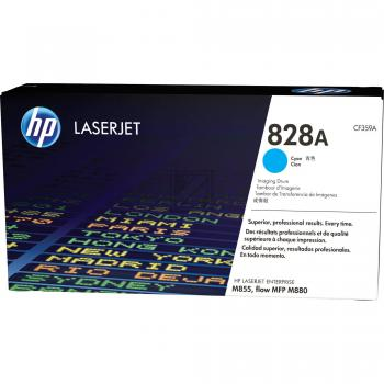 HP Fotoleitertrommel cyan (CF359A, 828A)