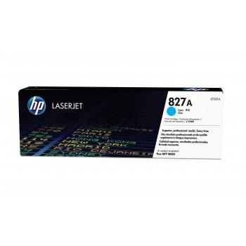 HP Toner-Kit cyan (CF301A, 827A)