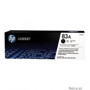 HP Toner-Kartusche schwarz (CF283A, 83A)