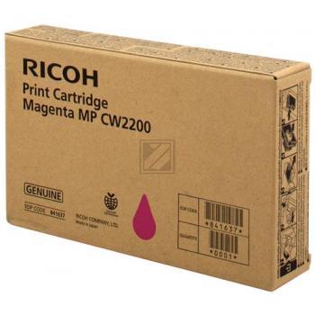 Tinte f. Ricoh Aficio MP CW2200 [841637] magenta