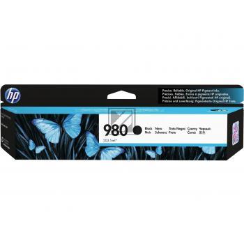 HP Tintenpatrone schwarz (D8J10A, 980)