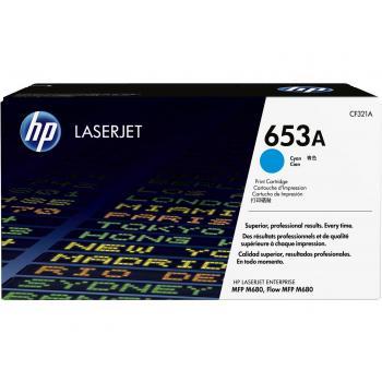 HP Toner-Kartusche cyan (CF321A, 653A)