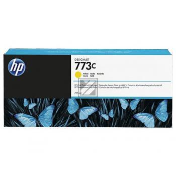 Tinte f. HP Designjet Z6600 [C1Q40A] Nr.773C yellow