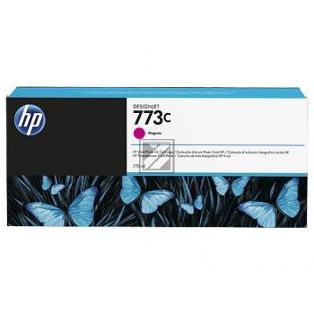 Tinte f. HP Designjet Z6600 [C1Q39A] Nr.773C magenta
