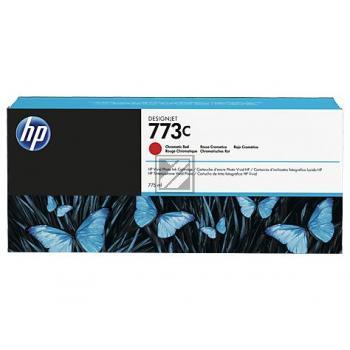 Tinte f. HP Designjet Z6600 [C1Q38A] Nr.773C chroma-red