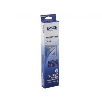 Epson Farbband Nylon schwarz (C13S015637)