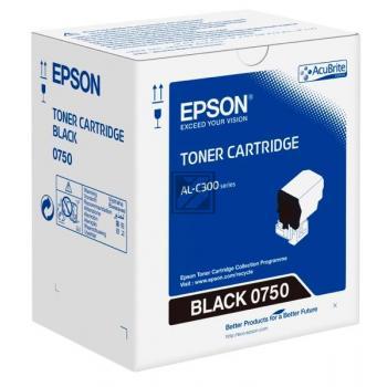 Epson Toner-Kit schwarz (C13S050750, 0750)