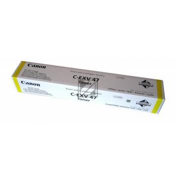 Canon Toner-Kartusche gelb (8519B002, C-EXV47)