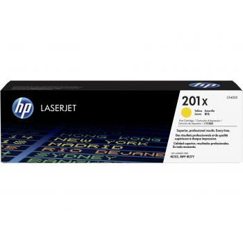 HP Toner-Kartusche gelb HC (CF402X, 201X)