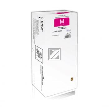 Tinte f. Epson WorkForce Pro WF-R8590 [T839340] HC magenta