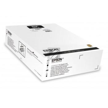 Tinte f. Epson WorkForce Pro WF-R8590 [T869140] HC+ black