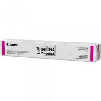 Canon Toner-Kartusche magenta (9452B001, CEXV034M)