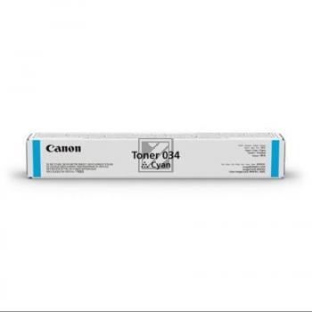 Canon Toner-Kartusche cyan (9453B001, CEXV034C)