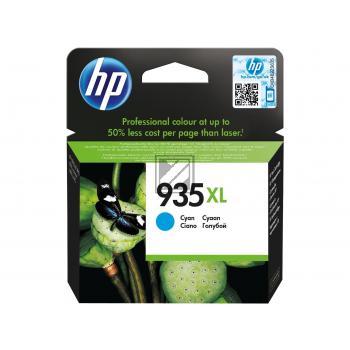 HP Tintenpatrone cyan HC (C2P24AE#BGX, 935XL)