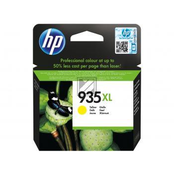 HP Tintenpatrone gelb HC (C2P26AE#BGX, 935XL)