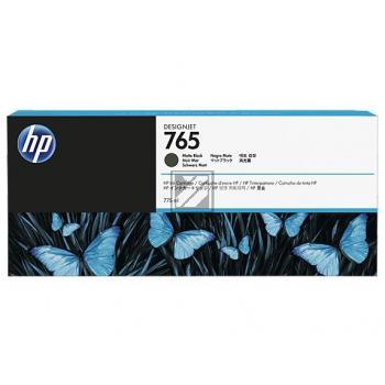 Tinte f. HP Designjet T 7200 [F9J55A] Nr.765 matt-black