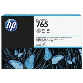 Tinte f. HP Designjet T 7200 [F9J53A] Nr.765 grey
