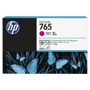 Tinte f. HP Designjet T 7200 [F9J51A] Nr.765 magenta