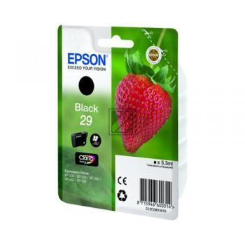 Epson Tintenpatrone schwarz (C13T29814010, T2981)