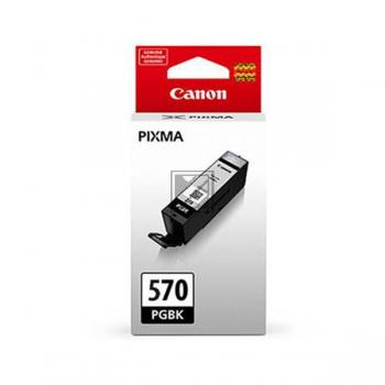 Canon Tintenpatrone schwarz (0372C001, PGI-570PGBK)