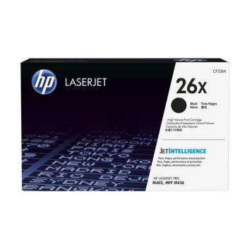 HP Toner-Kartusche schwarz HC (CF226X, 26X)