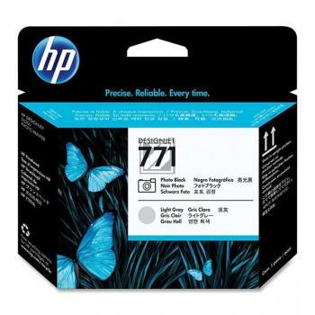 HP Tintenpatrone schwarz matt HC (C1Q12A, 727)