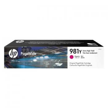 HP Tintenpatrone magenta HC plus (L0R14A, 981Y)
