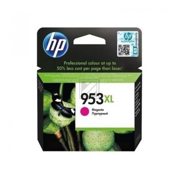 Tinte f. HP Officejet Pro 8210/8710/8720/8730/8740 [F6U17A] HC Nr.953XL magenta