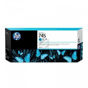 HP Tintendruckkopf cyan HC (F9K03A, 745)