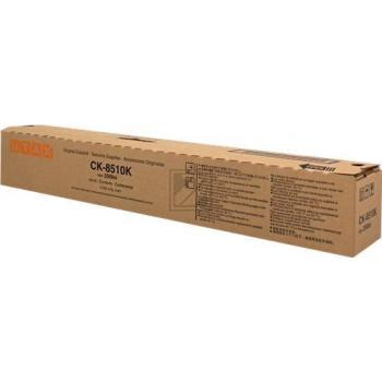 ORIGINAL Utax Toner schwarz 662511010 CK-8510K ~18000 Seiten Copy Kit
