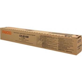 ORIGINAL Utax Toner magenta CK-8510M 662511014 ~12000 Seiten Copy Kit