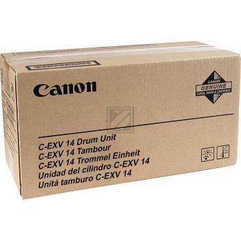 Canon Fotoleitertrommel schwarz (0385B002, C-EXV14)