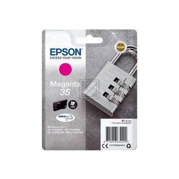 Epson Tintenpatrone Padlock magenta (C13T35834010, T3583)