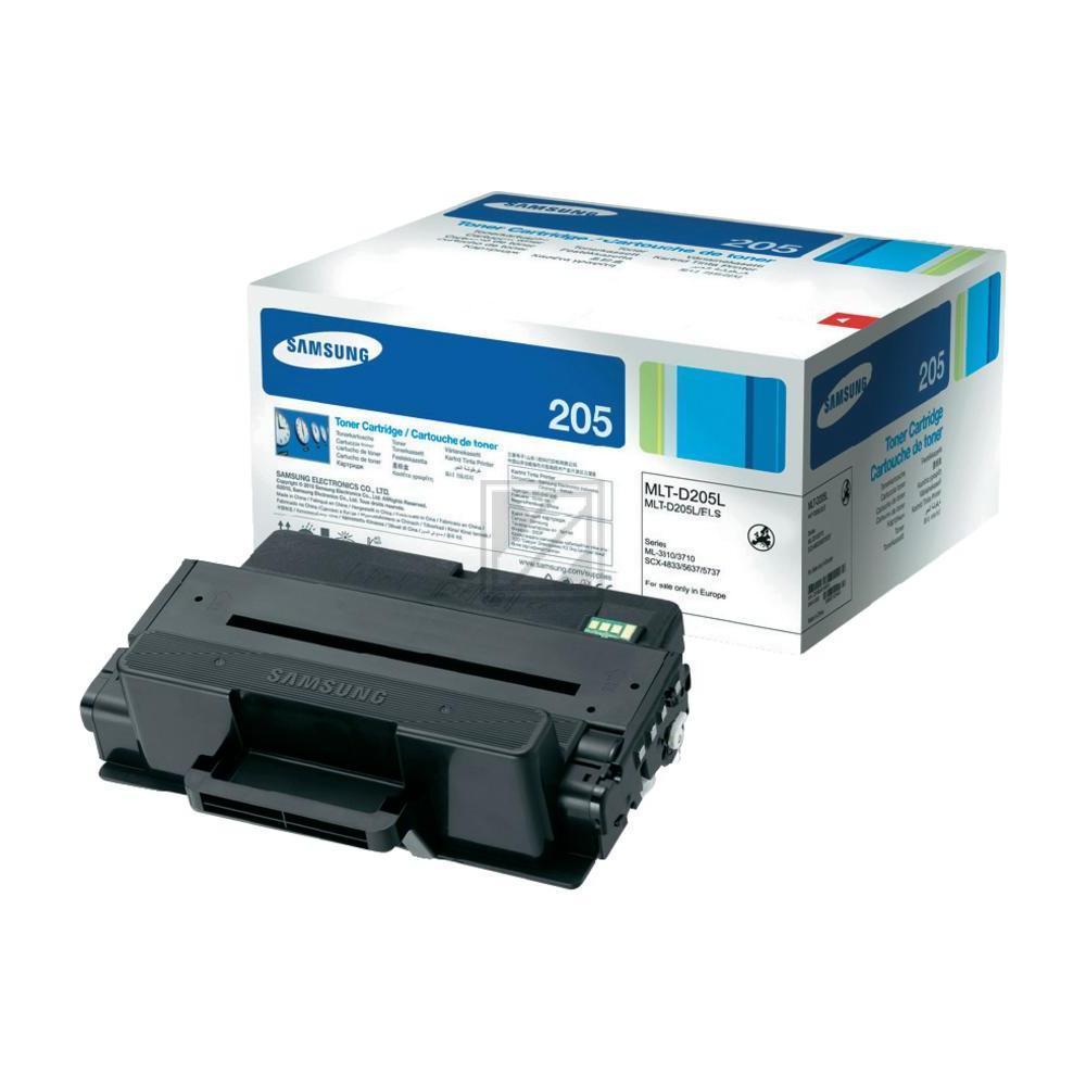 Samsung Toner-Kartusche schwarz HC (SU963A, 205L)