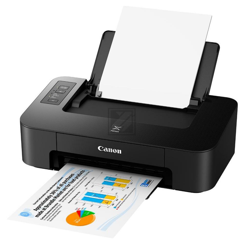 Canon PIXMA TS205 Tintenstrahldrucker Farbe 4800 x 1200 DPI A4