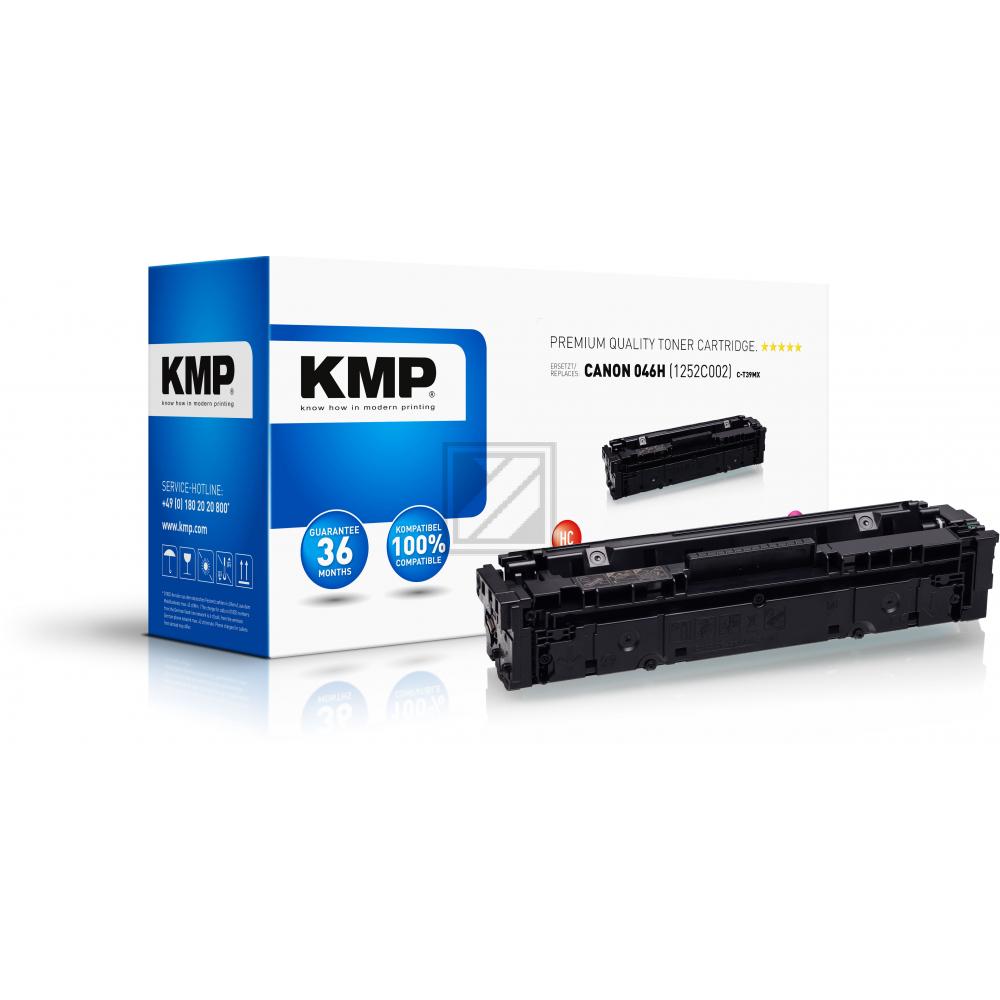 KMP Toner-Kartusche magenta HC (3605,3006, C-T39MX)