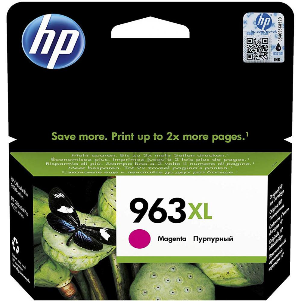 HP Ink Cart. 3JA28AE No. 963XL für Office Jet Pro  / 3JA28AE