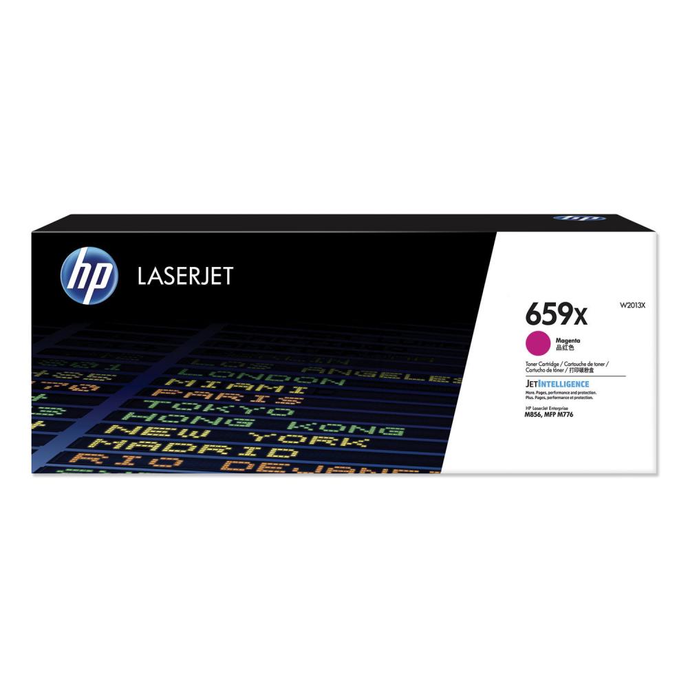 HP 659X (W2013X) magenta Tonerkartusche / W2013X