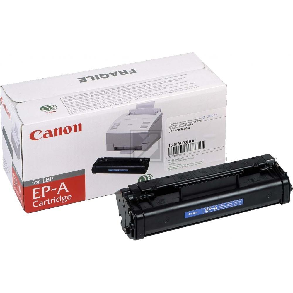 Original Canon 1548A003 / EPA Toner Schwarz