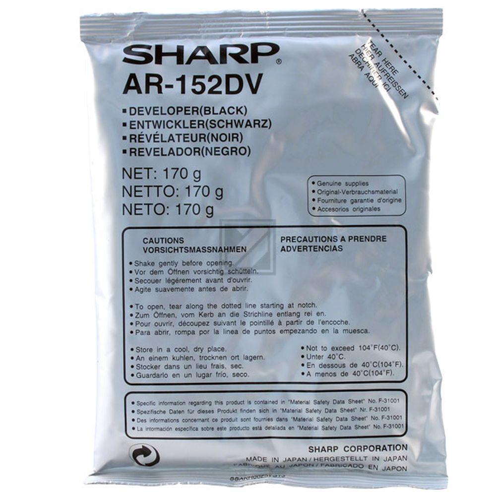 Original Sharp AR-152LD Entwicklereinheit Schwarz