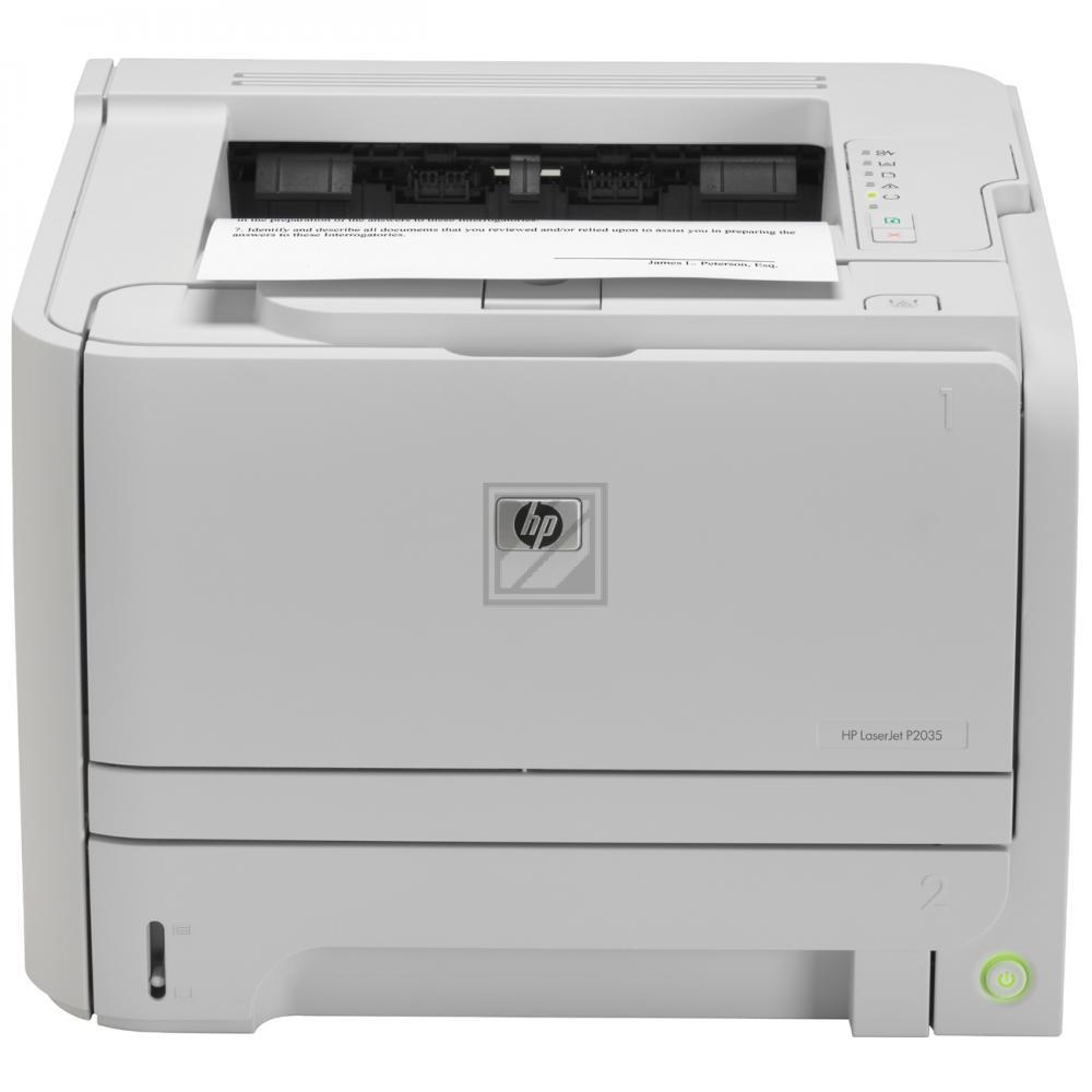HP P2035 S/W Laser-Drucker