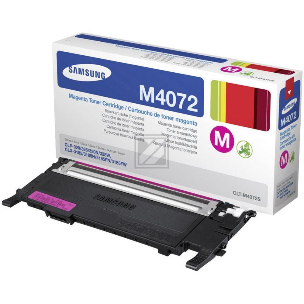 Original Samsung CLT-M4072S / M4072S Toner Magenta