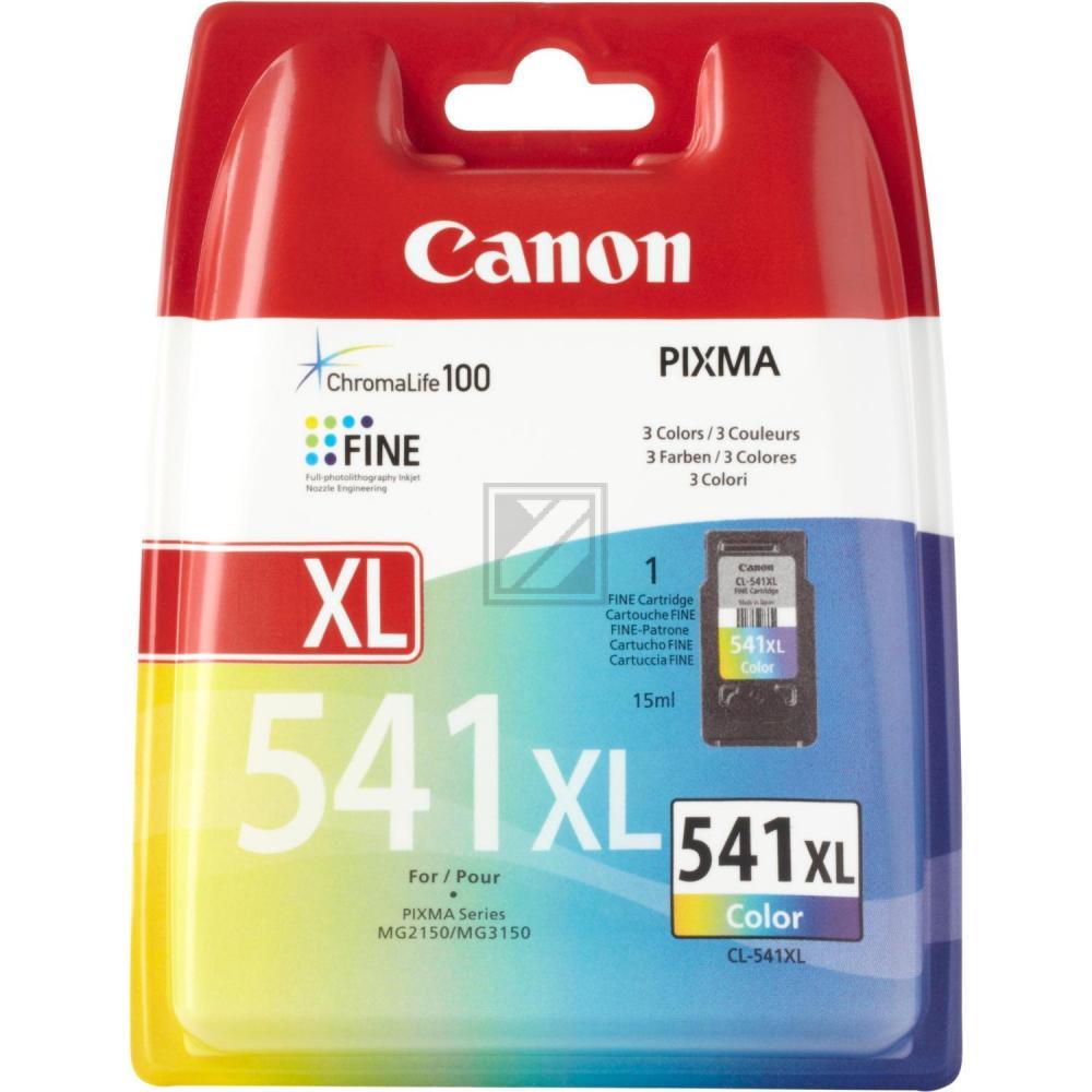 Canon Tintenpatrone cyan/gelb/magenta HC (5226B005, CL-541XL)