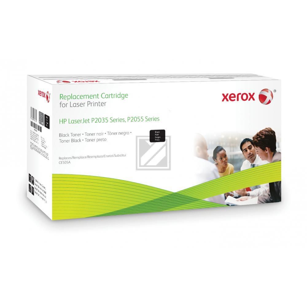 Xerox Toner-Kartusche schwarz (003R99807) ersetzt CE505A / 05A