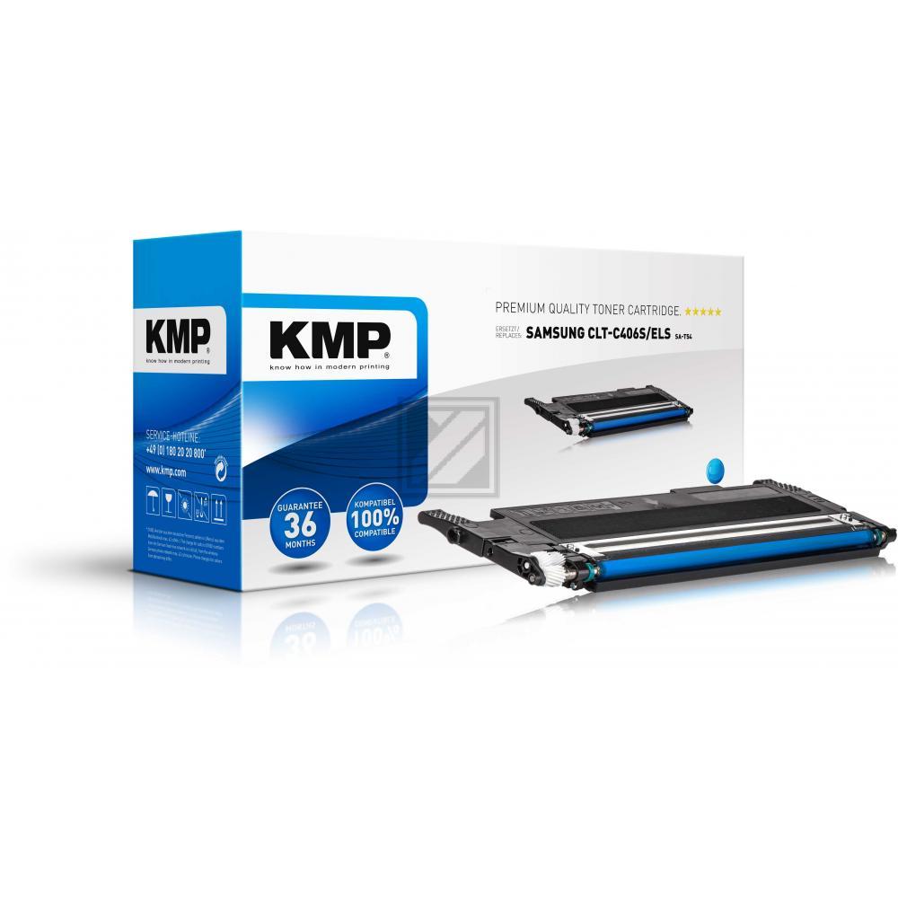 KMP Toner-Kit cyan (3510,0003, SA-T54)