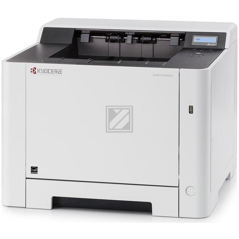 KYOCERA ECOSYS P5026cdw Farbe 9600 x 600DPI A4 WLAN Weiß